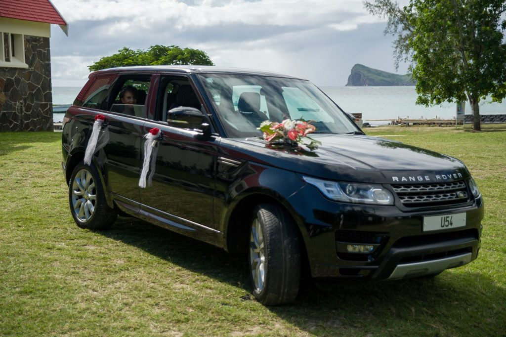 Wonderful car for your wedding